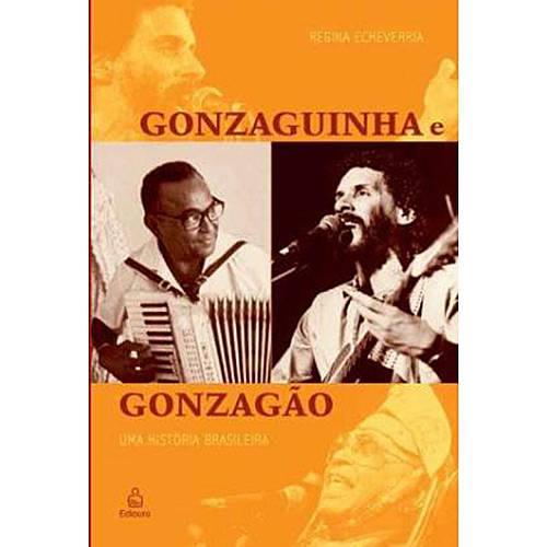Livro - Gonzaguinha e Gonzagão - uma História Brasileira