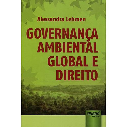 Livro - Governança Ambiental Global e Direito