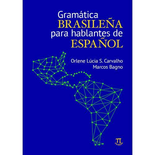 Livro - Gramática Brasileña para Hablantes de Español