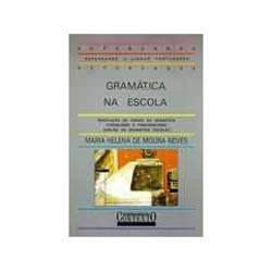Livro - Gramatica na Escola