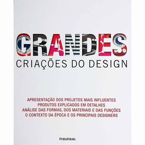 Livro - Grandes Criações do Design