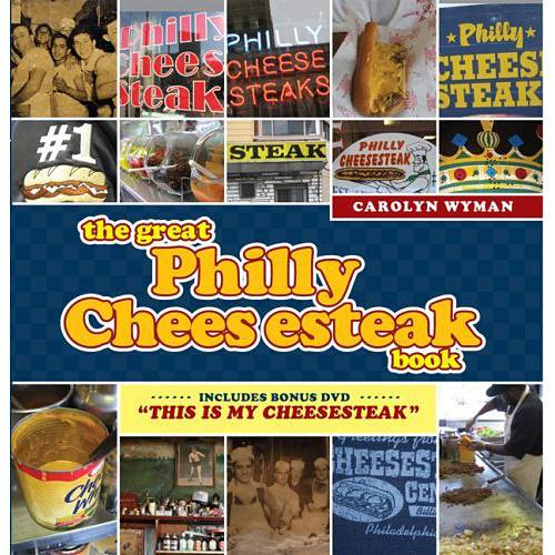 Livro - Great Philly Cheesesteak Book, The
