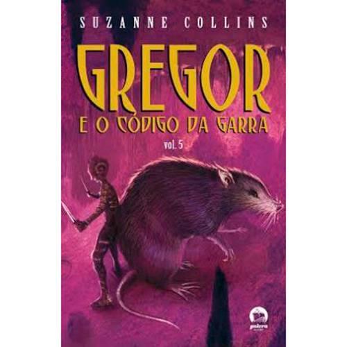 Livro - Gregor e o Código da Garra - Volume 5