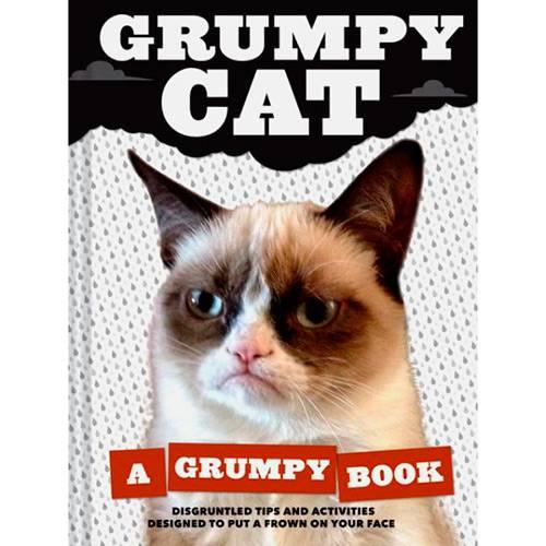 Livro - Grumpy Cat: a Grumpy Book