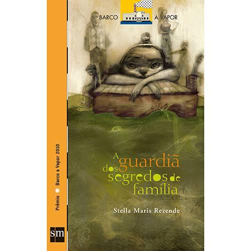 Livro - Guardiã dos Segredos de Família, a