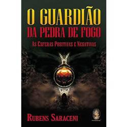 Livro - Guardião da Pedra de Fogo, o