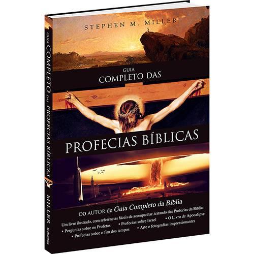 Livro - Guia Completo das Profecias Bíblicas
