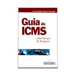 Livro - Guia do ICMS Sobre Serviços de Transportes