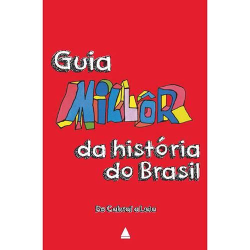 Livro - Guia Millôr da História do Brasil