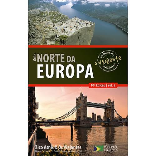 Livro - Guia Norte da Europa