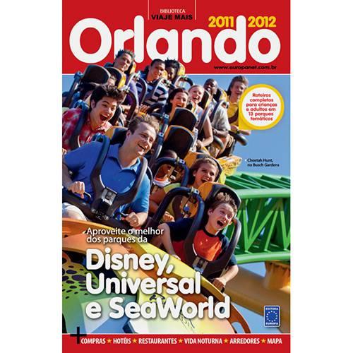 Livro - Guia Orlando - 2011-2012