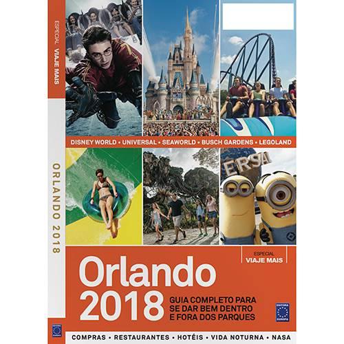 Livro - Guia Orlando 2018