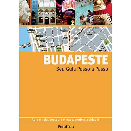 Livro - Guia Passo a Passo Budapeste