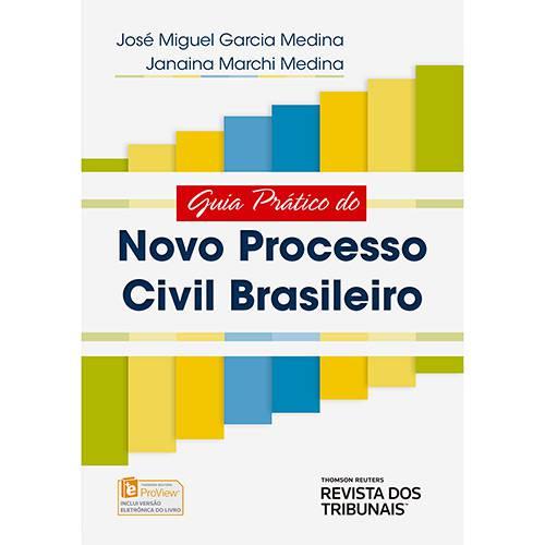 Livro - Guia Prático do Novo Processo Civil Brasileiro