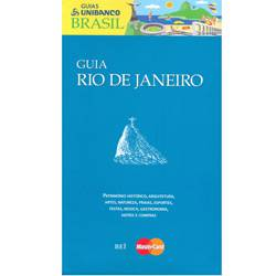 Livro - Guia Unibanco Rio de Janeiro