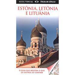 Livro - Guia Visual - Estônia, Letônia e Lituânia