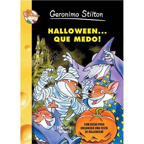Livro - Halloween... que Medo!