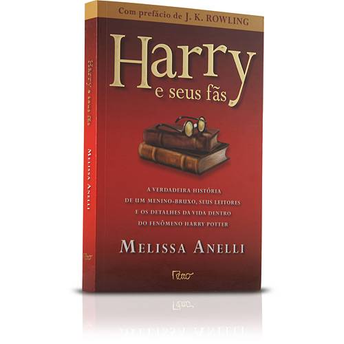 Livro - Harry e Seus Fãs (Com Prefácio de J. K. Rowling)