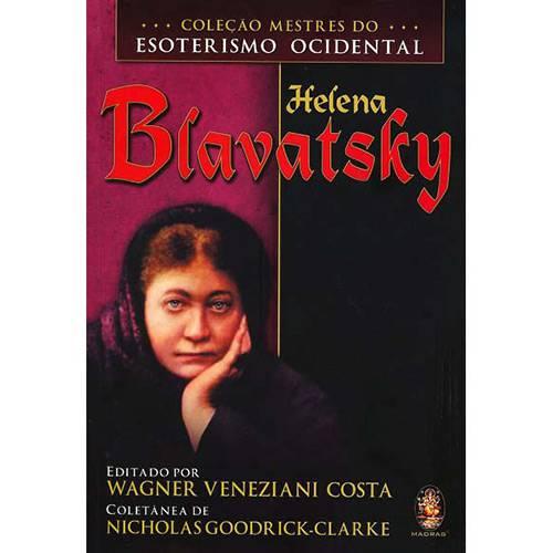 Livro - Helena Blavatsky