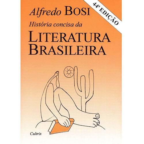 Livro - História Concisa da Literatura Brasileira