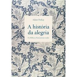 Livro - História da Alegria, a