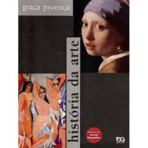Livro - Historia da Arte