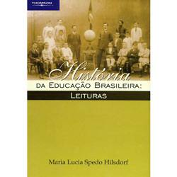 Livro - História da Educação Brasileira