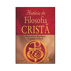 Livro - Historia da Filosofia Crista