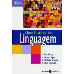 Livro - História da Linguagem, uma