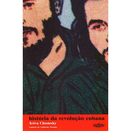 Livro - História da Revolução Cubana