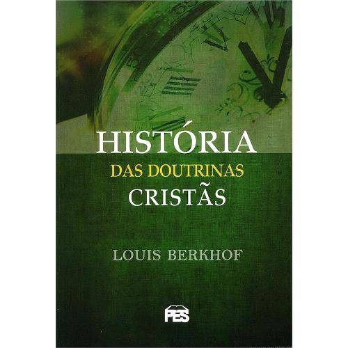 Livro História das Doutrinas Cristãs