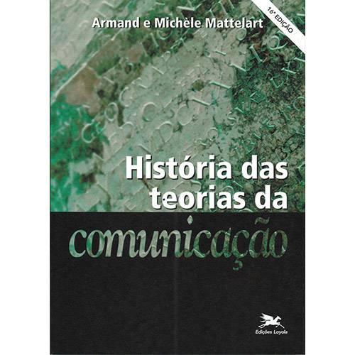 Livro - Historia das Teorias da Comunicaçao