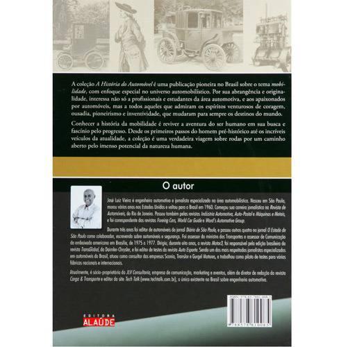 Livro - História do Automóvel, a - Vol.2 - a Evolução da Mobilidade