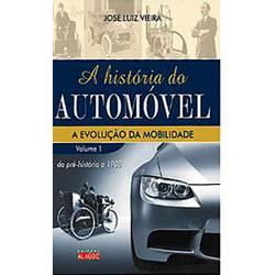 Livro - História do Automóvel, a - Volume 1