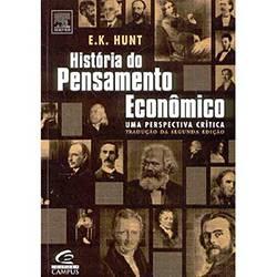Livro - História do Pensamento Econômico - uma Perspectiva Crítica