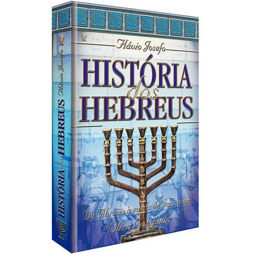 Livro - História dos Hebreus