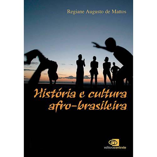 Livro - História e Cultura Afro-Brasileira