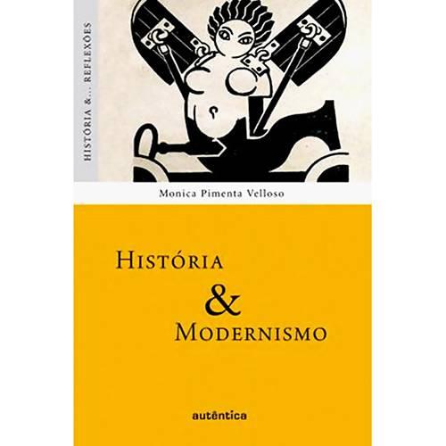 Livro - História e Modernismo