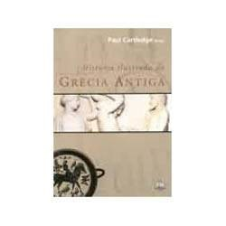 Livro - Historia Ilustrada da Grecia Antiga