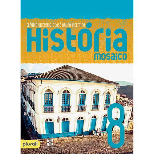 Livro - História: Mosaico 8