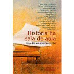 Livro - Historia na Sala de Aula