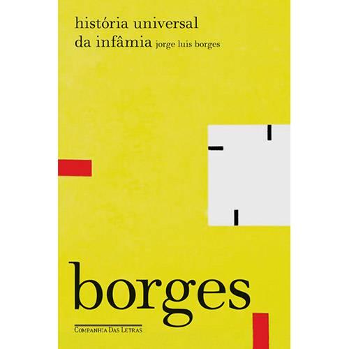 Livro - História Universal da Infâmia