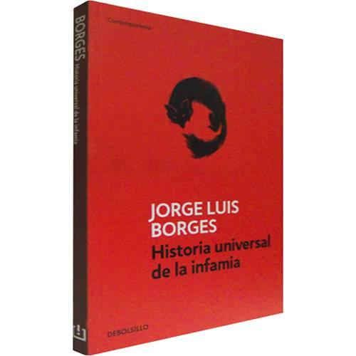 Livro - Historia Universal de La Infamia