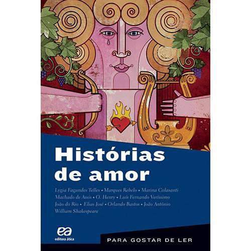 Livro - Histórias de Amor