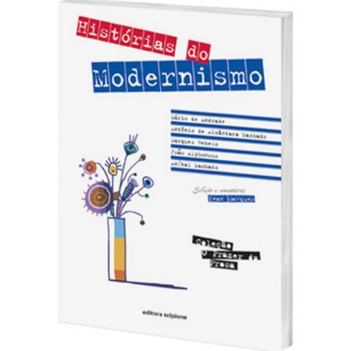 Livro - Histórias do Modernismo