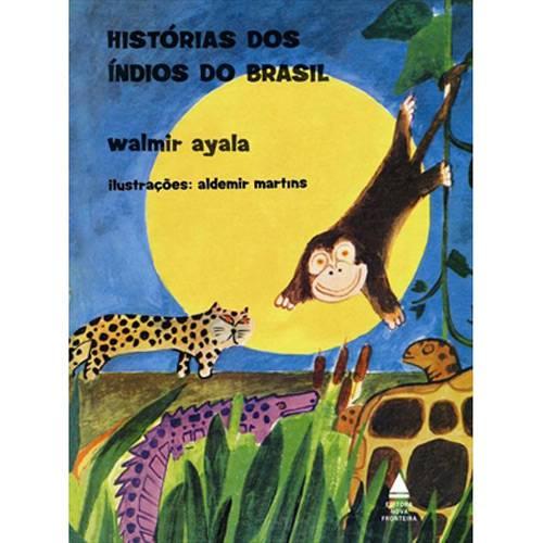 Livro - Histórias dos Índios do Brasil