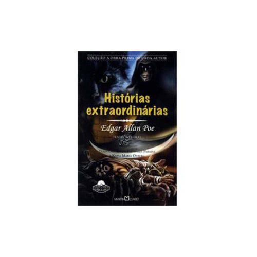 Livro - Historias Extraordinarias