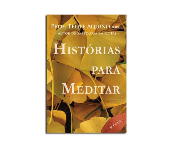 Livro - Histórias para Meditar | SJO Artigos Religiosos