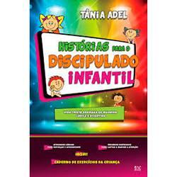 Livro - Histórias para o Discipulado Infantil