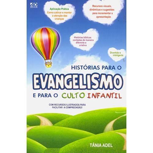 Livro - Histórias para o Evangelismo e para o Culto Infantil